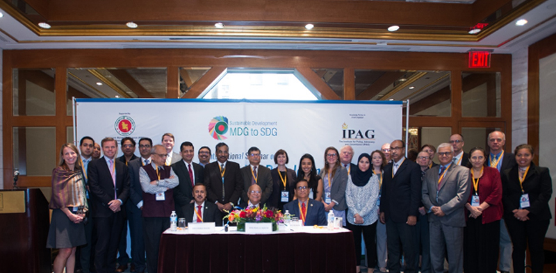 Towards Sustainable Development: Lessons from MDGs & Pathway for SDGs'