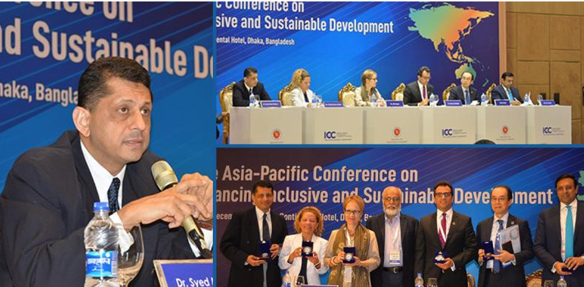 The Asia-Pacific Conference on Sustainable Development