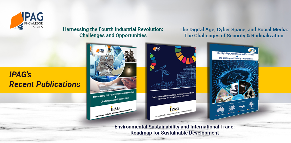 IPAG's International Publications for 2020