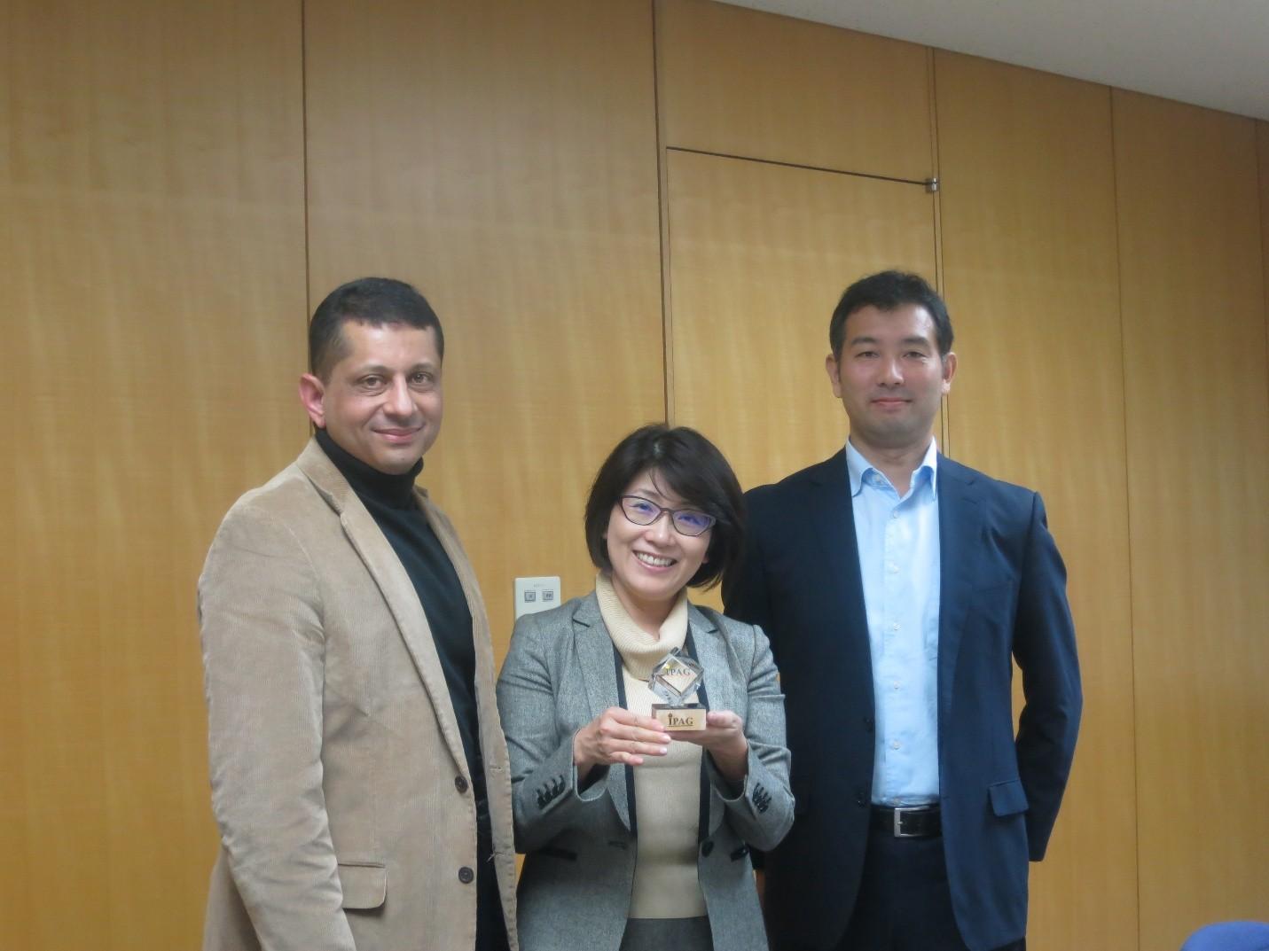IPAG- Tokyo Foundation