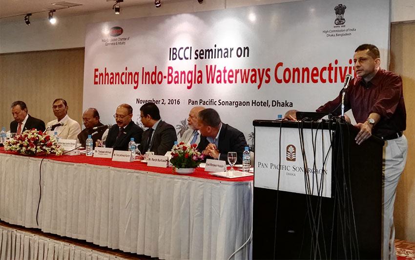 Enhancing Indo-Bangla Waterway Connectivity