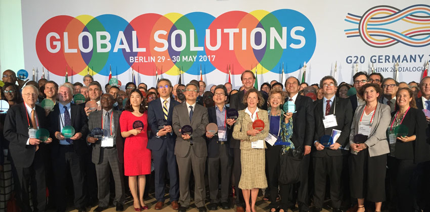 Global Solutions for G20: the Think 20 Summit