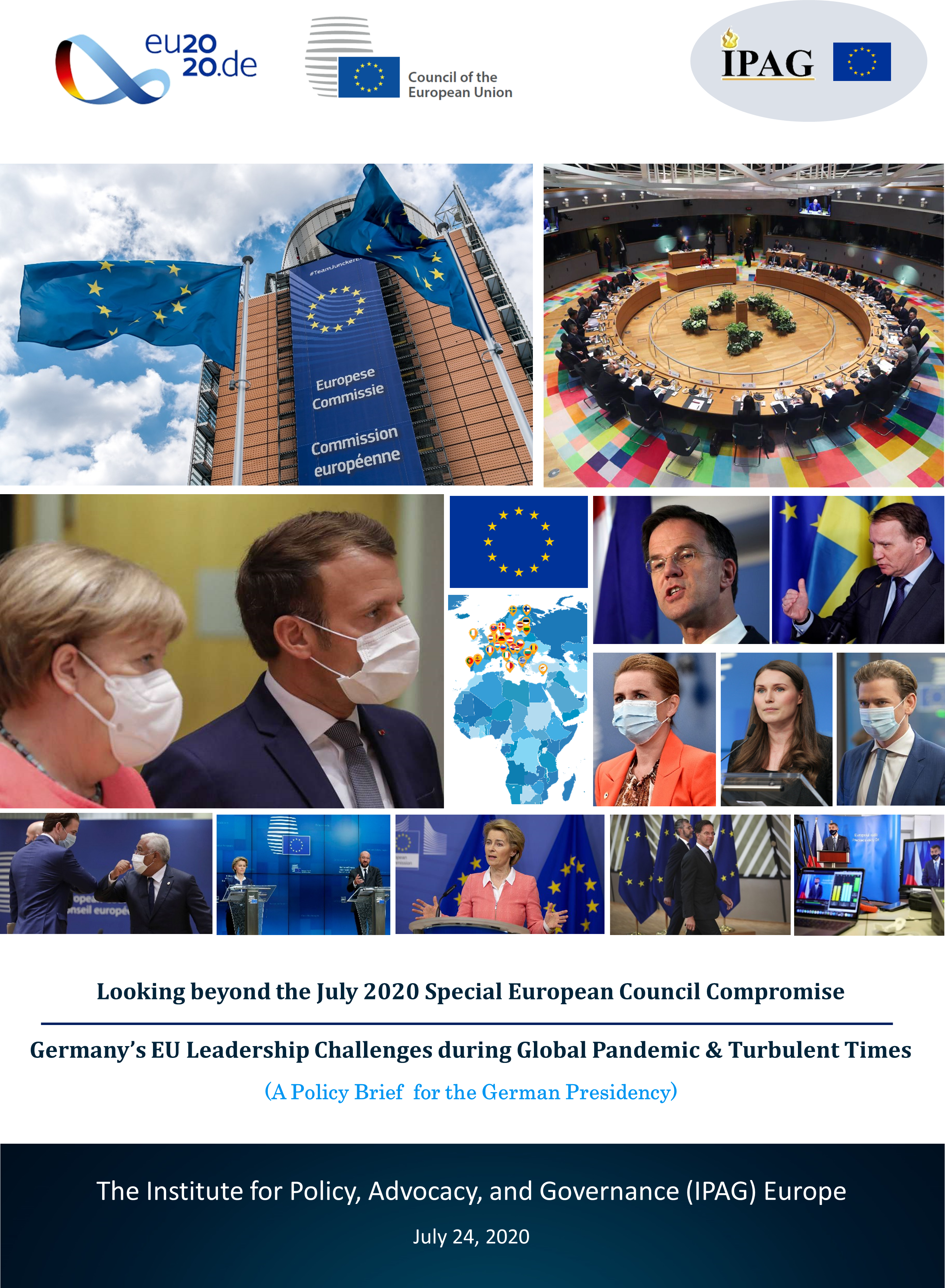 Policy Brief for the German Presidency