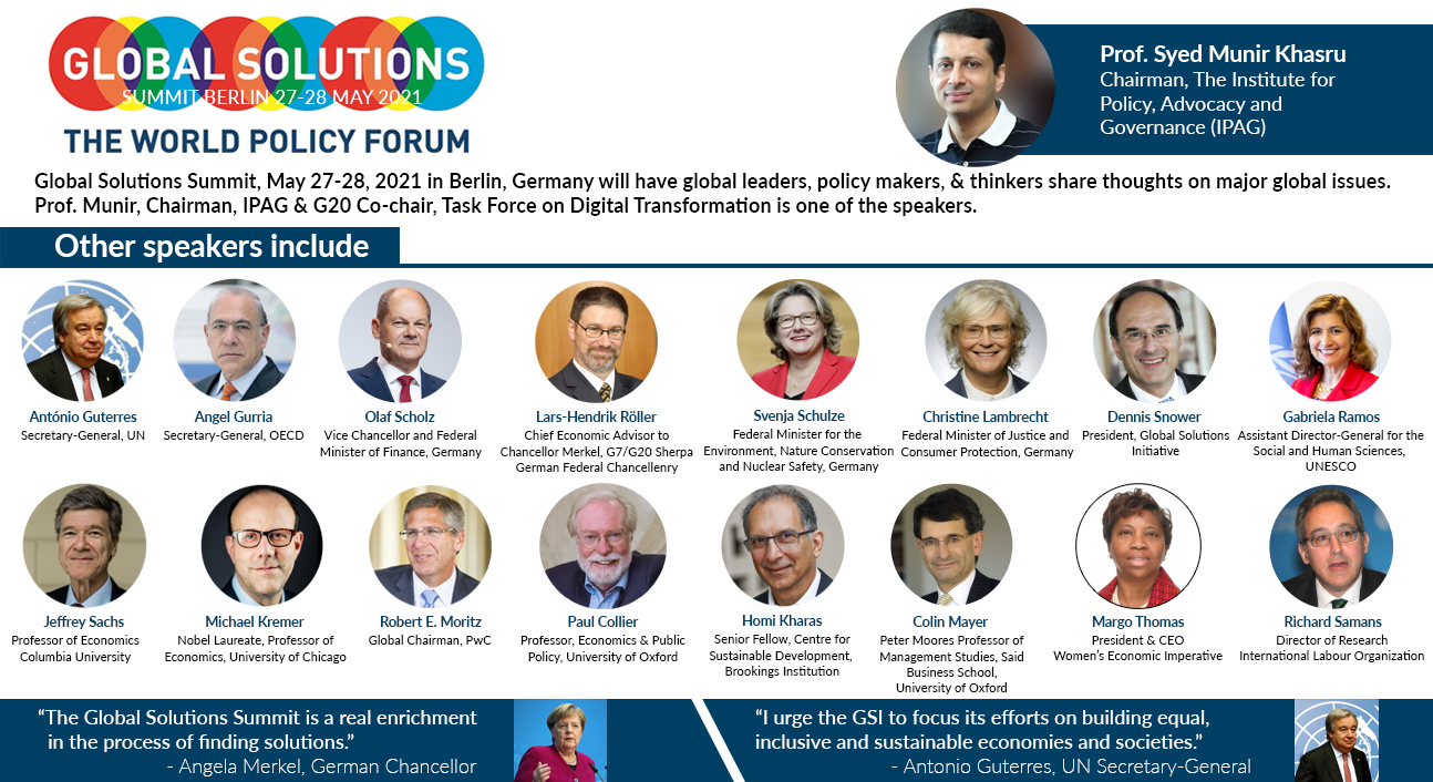 Global Solutions Summit 2021