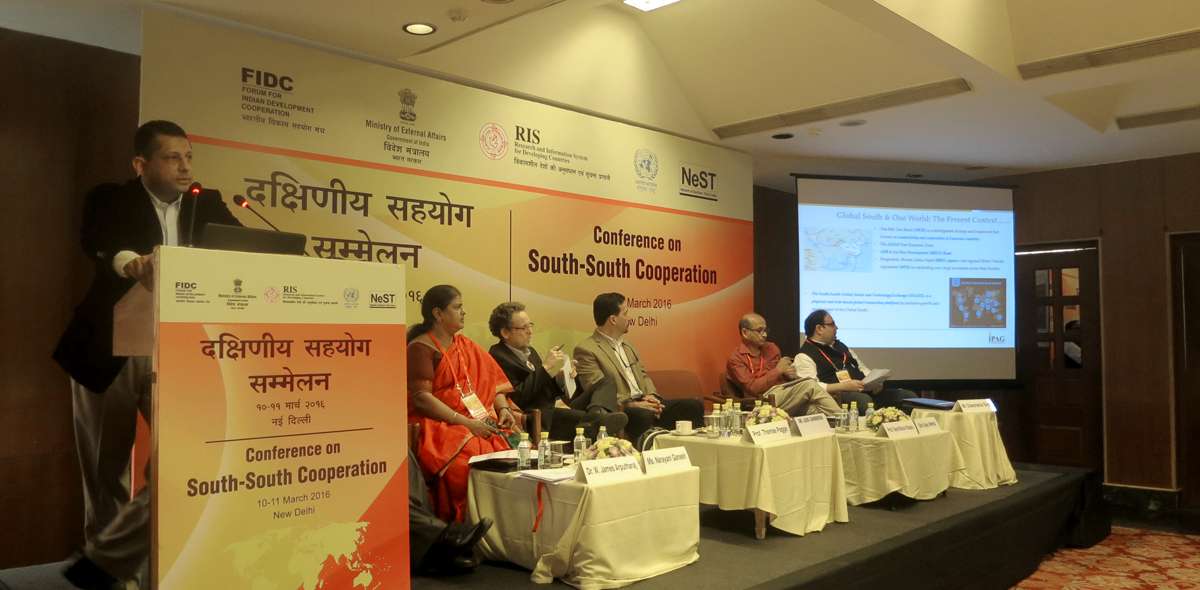 Conference on South-South Corporation