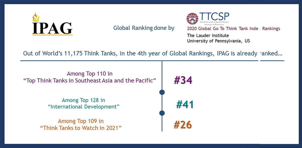 2020 Global Go To Think Tank Index Report