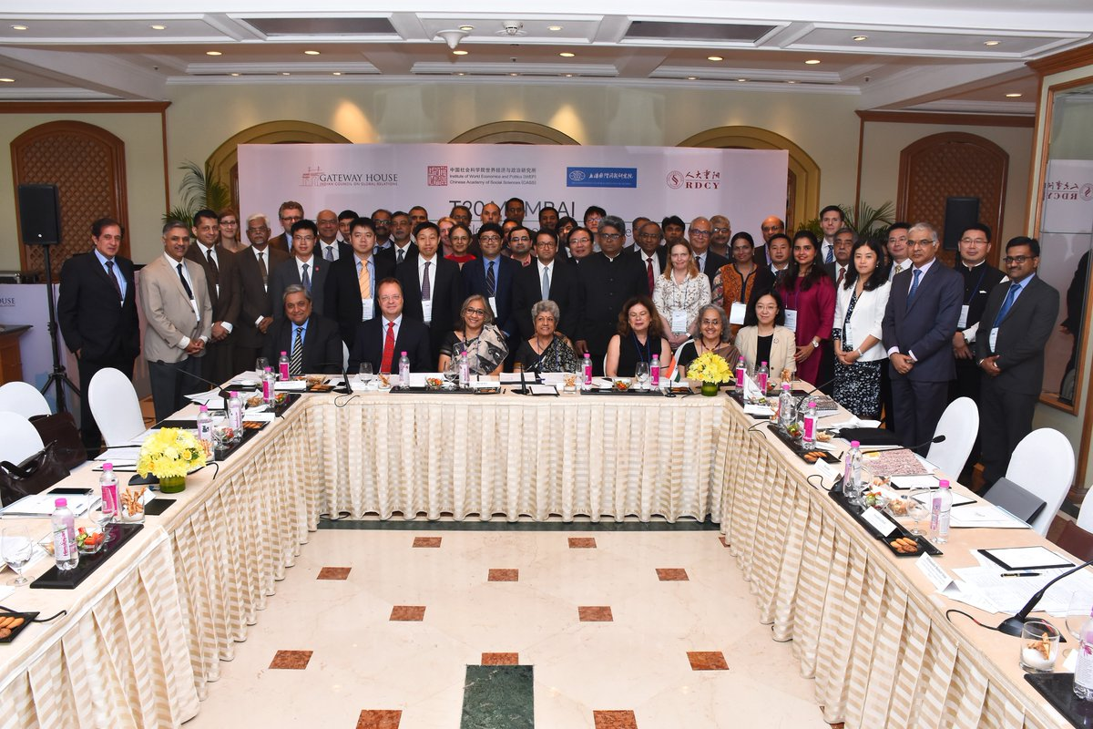 Think 20 (T20) Meeting: Dialogue on Global Economic Governance
