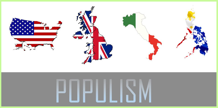The Populist Upheaval