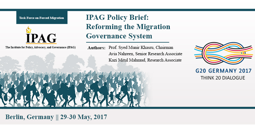 IPAG G20 Policy Brief 2017