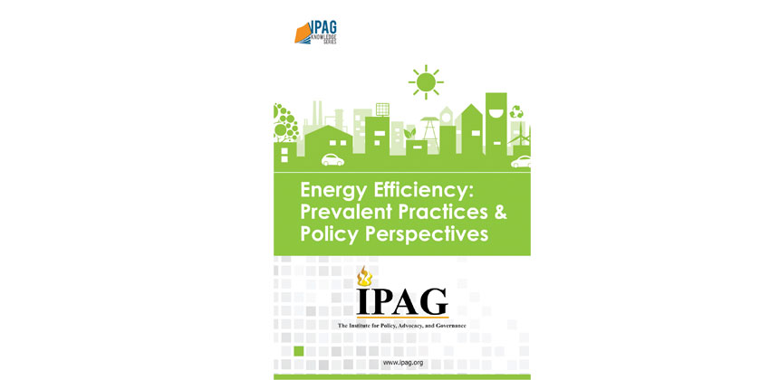 Energy Efficiency: Prevalent Practices & Policy Perspectives