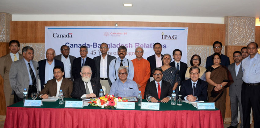 Conclave on 45 Years of Canada – Bangladesh Relations