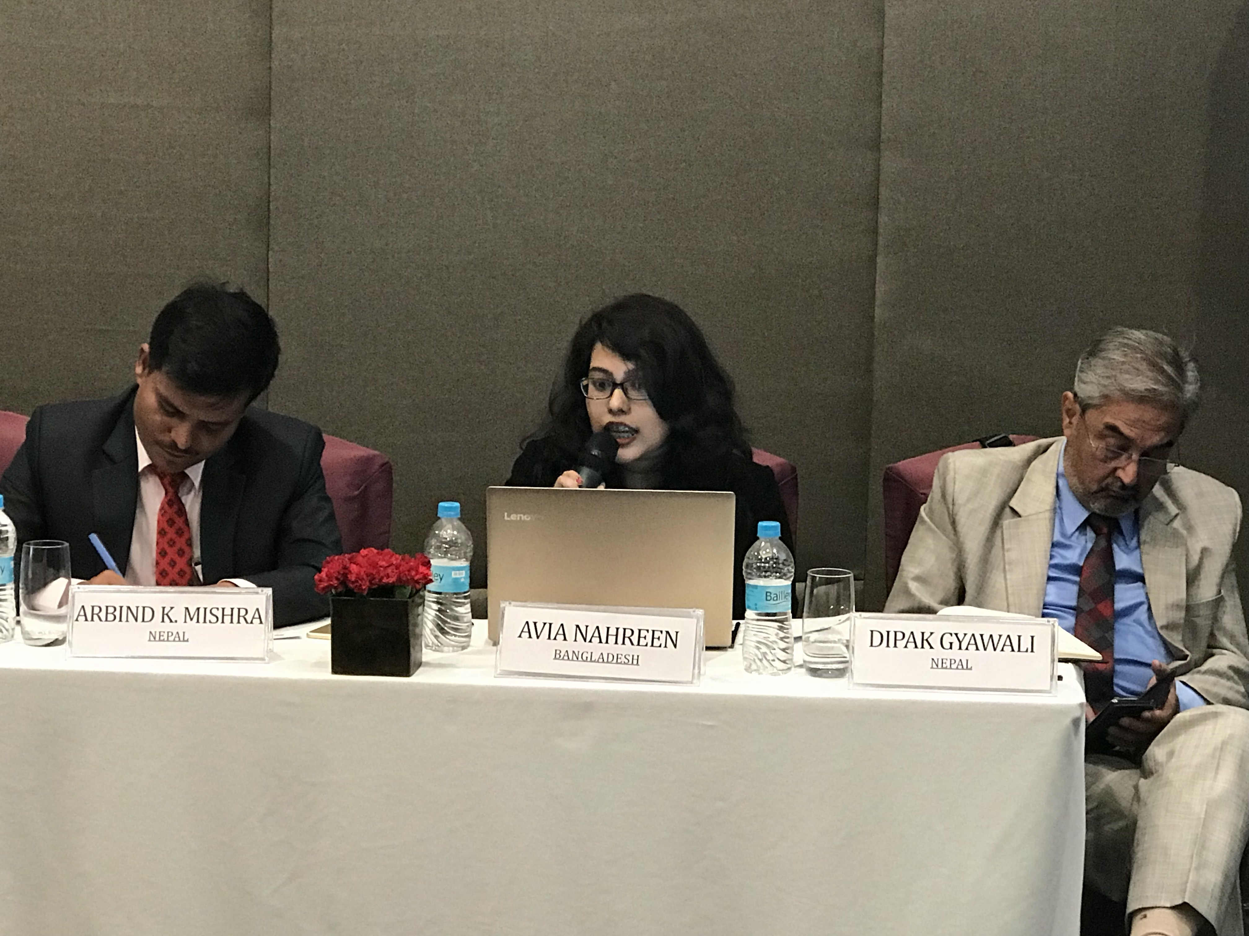 Tenth South Asia Economic Summit Deepening Economic Integration for Inclusive and Sustainable Development in South Asia