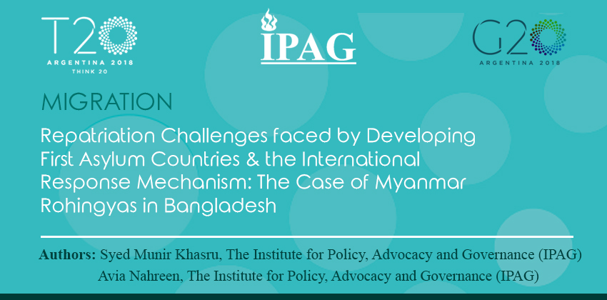 IPAG G20 Policy Brief 2018